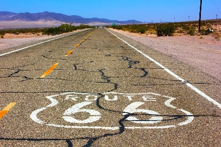 Route 66 Fly Drive Holiday