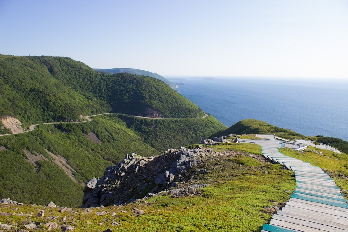 Nova Scotia's Cabot Trail