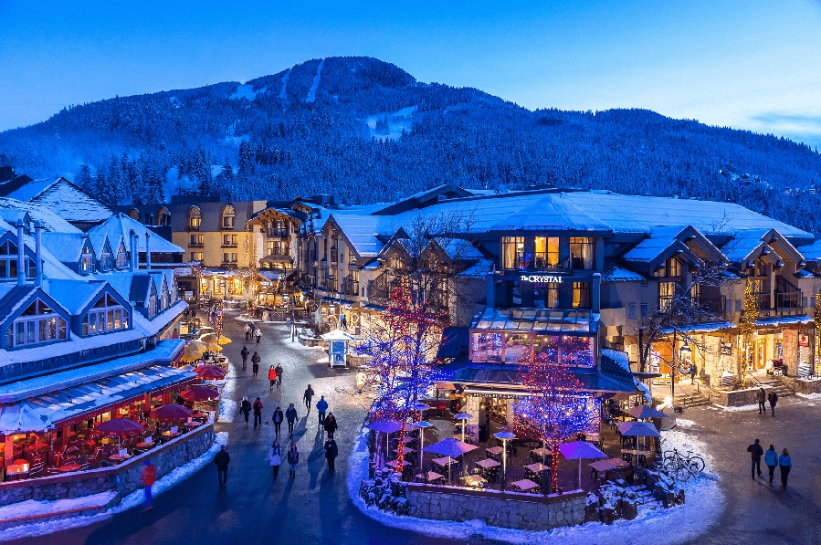 8 Must Visit Winter Holiday Destinations In North America