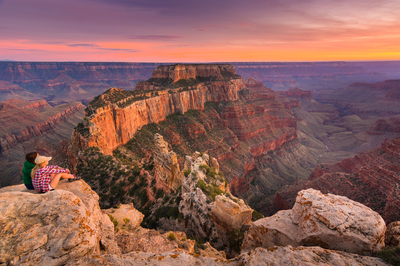 California and the Grand Canyon