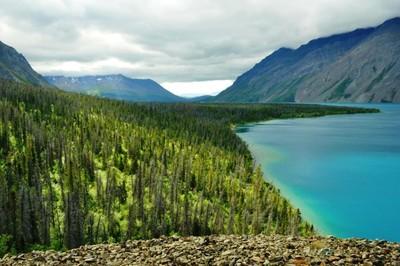 Lake Kathleen, Kluane