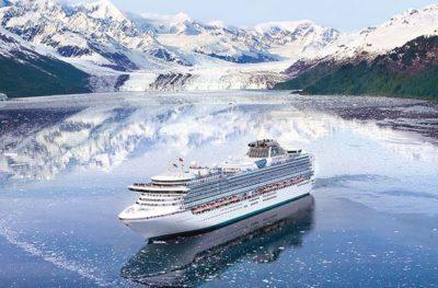Alaska cruise holiday