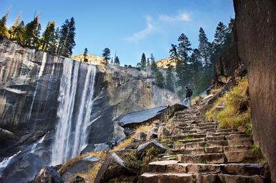 California Coast and Yosemite