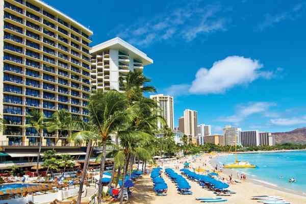 Outrigger Waikikki Beach