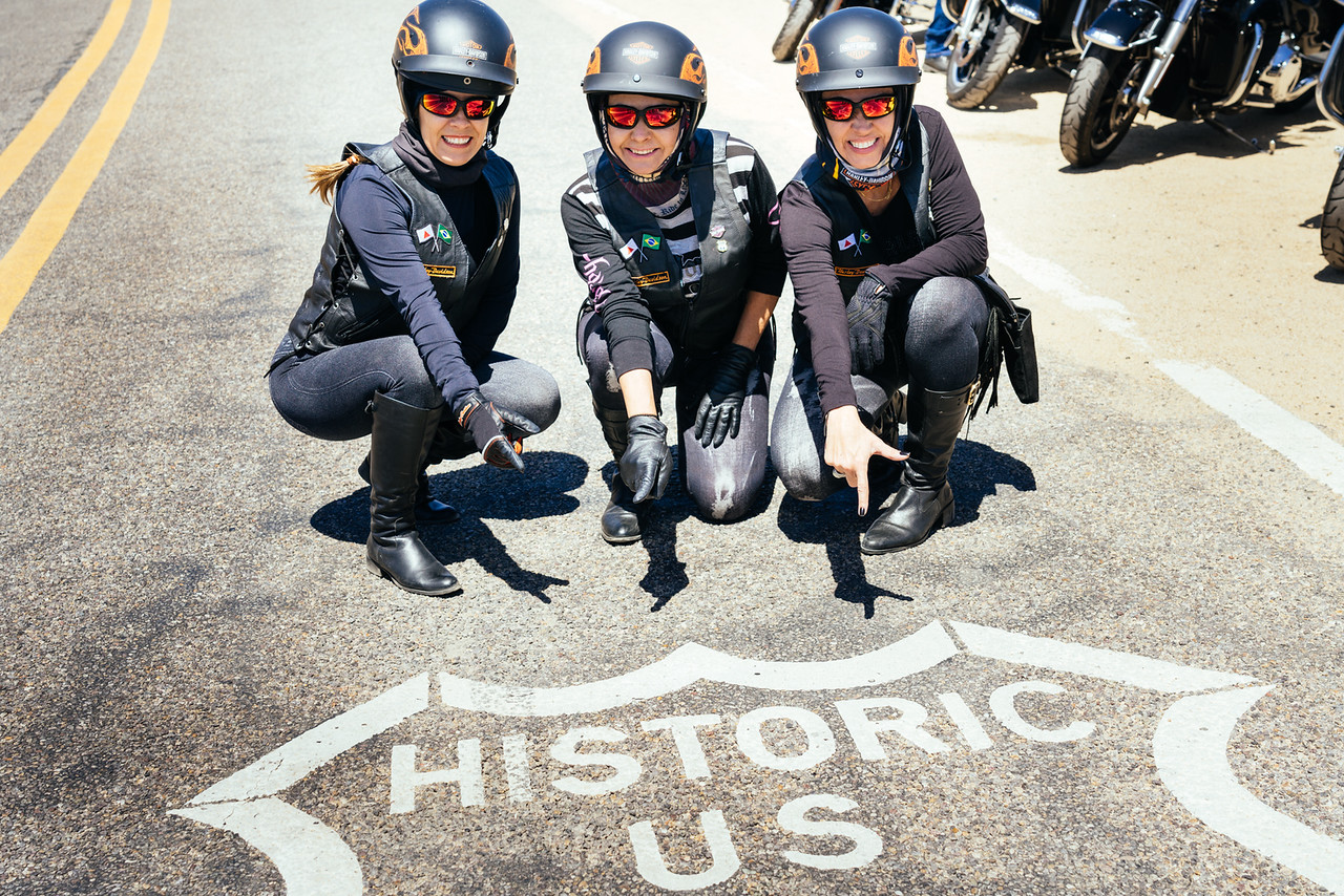 Route 66 Motorcycle Tour