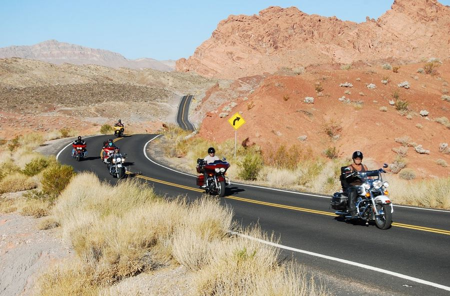 Route 66 Guided Motorcycle