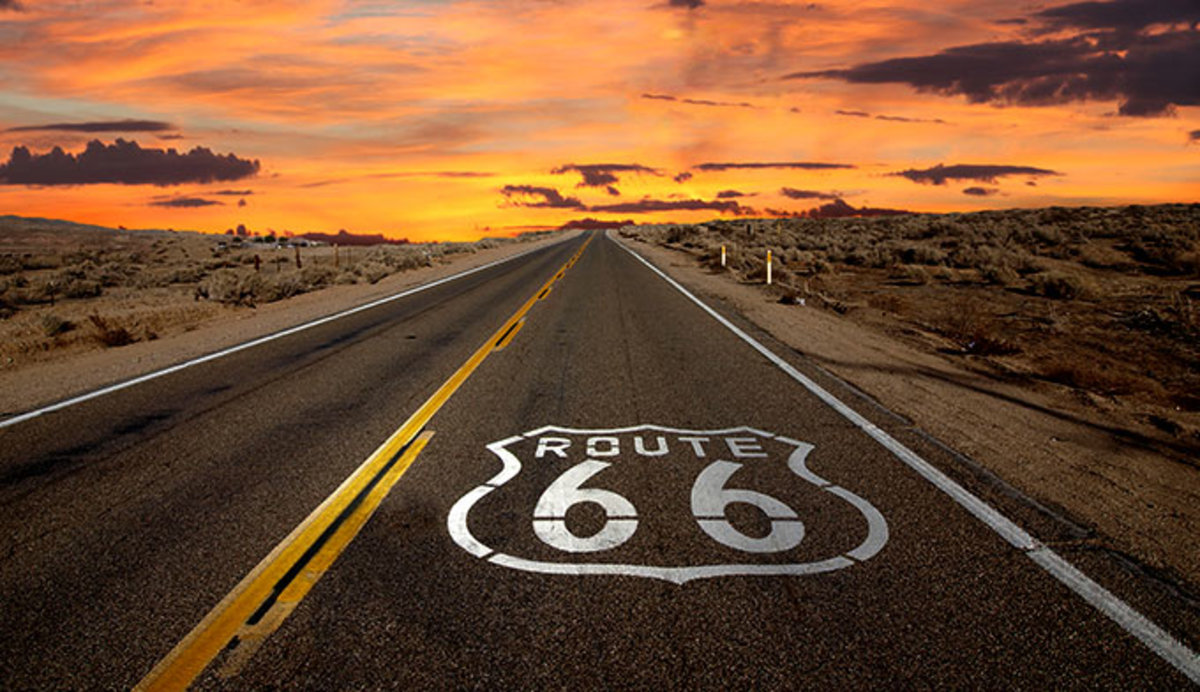 Route 66 Motorhome Tour