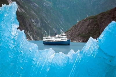 Small ship cruise in Alaska