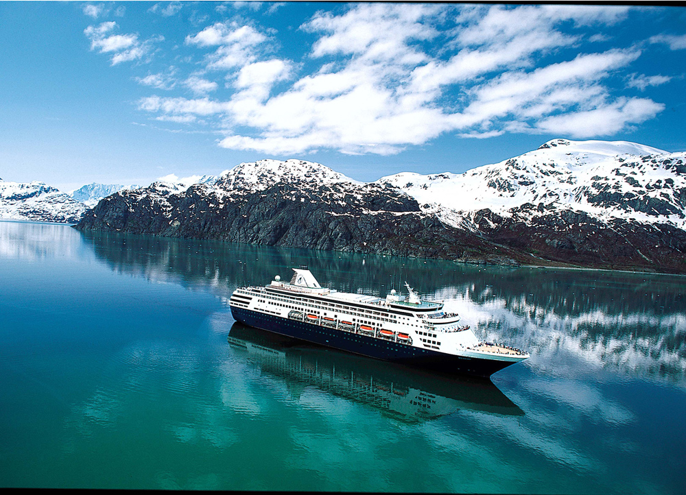 Canadian Rockies Alaska Cruises