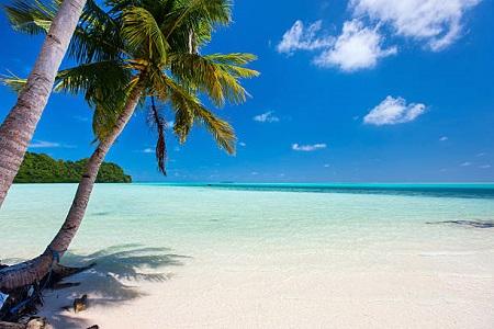 Florida beach holiday