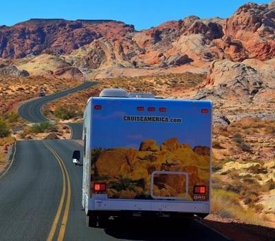 USA & Canada motorhome itineraries