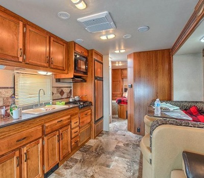 USA motorhome vehicles