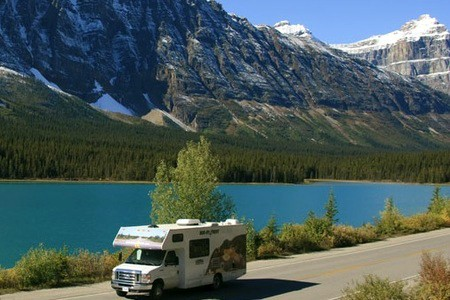 Canada Motorhome/RV Vehicles