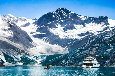 Canadian Rockies and Alaska cruises