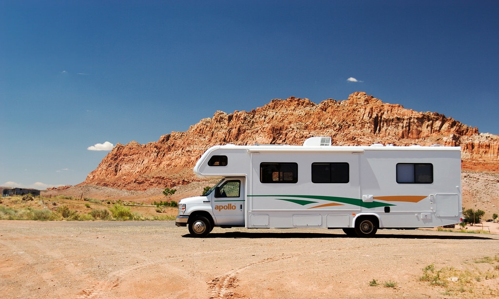 Large Motorhomes USA