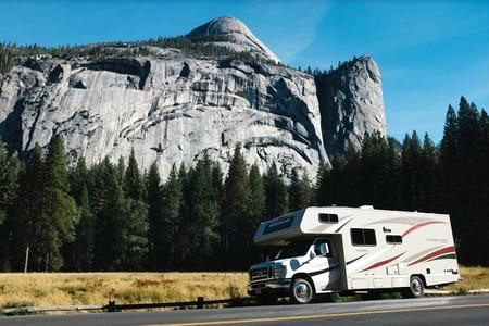 USA Motorhome/RV Vehicles