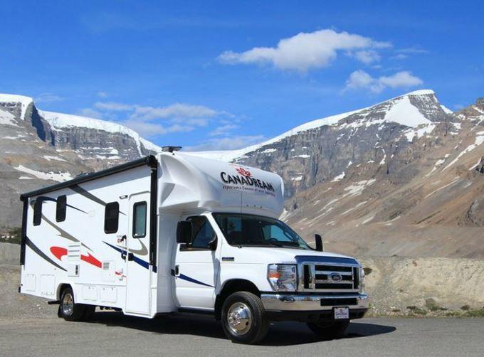 Canadream Super Van Camper