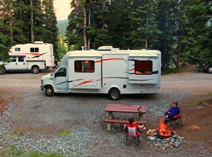 Canadream Super Camper Van