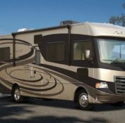 Fraserway A Luxury motorhome