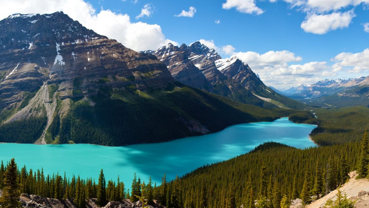 Peyto Lake, Banff