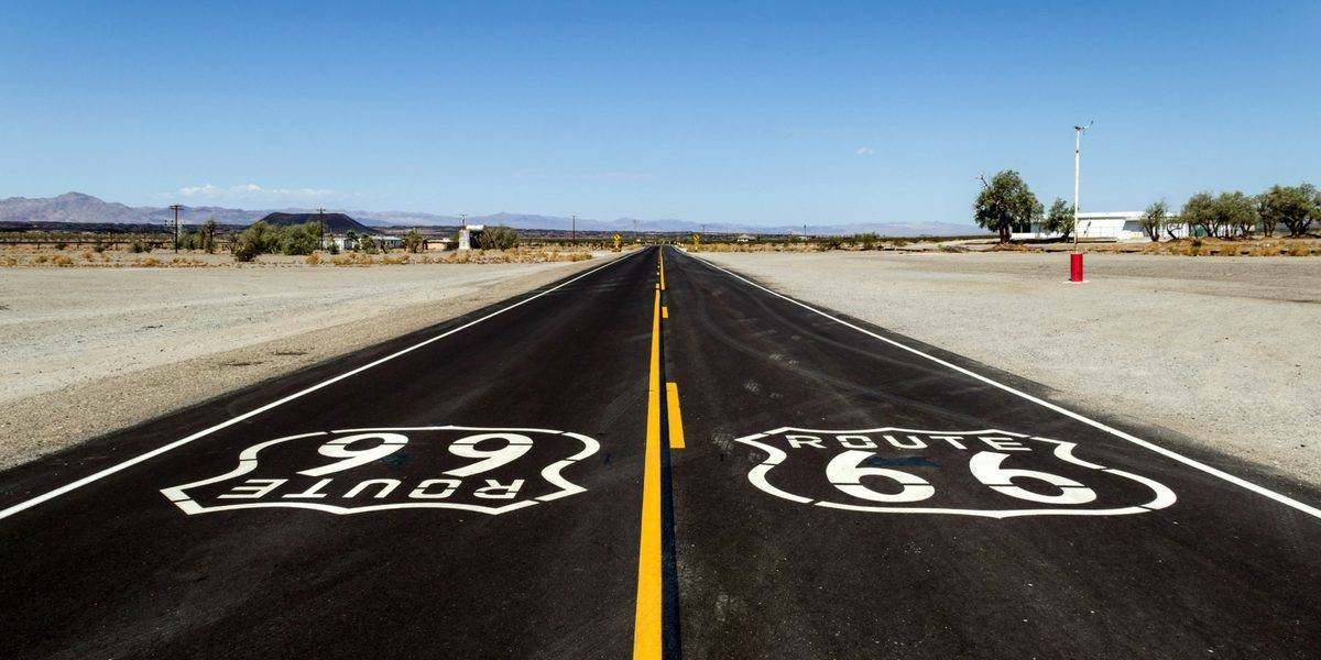 Route 66 - This journey is a once in a lifetime road trip where you can drive a real piece of American history